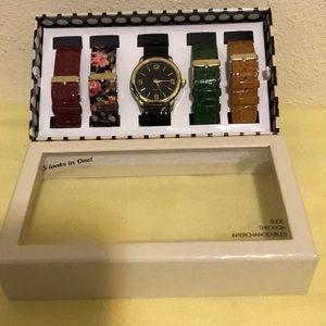 Women's Leather watch!